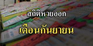 สถิติหวยออกทุกวันที่ 16 กันยายน ตรวจหวยย้อนหลัง ตรวจรางวัลสลากกินแบ่งรัฐบาล
